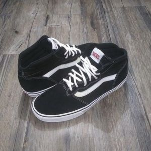 Vans Skate Shoes size 9.5 hightop black
